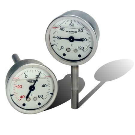 Stem thermometers