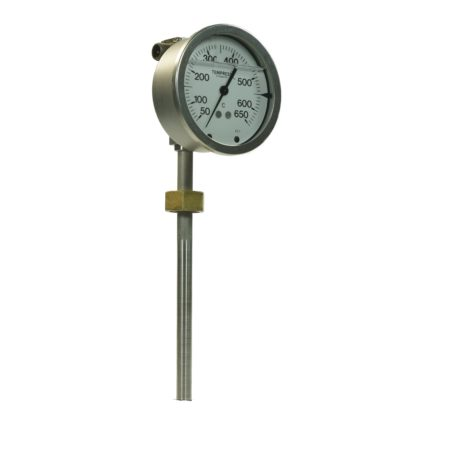 Mechatronic thermometers